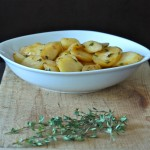 Cider Glazed Parsnips {Guest Post}
