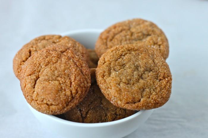 Molasses Spice Cookies | TheCornerKitchenBlog.com