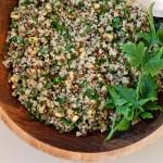 Spring Herb Quinoa Salad