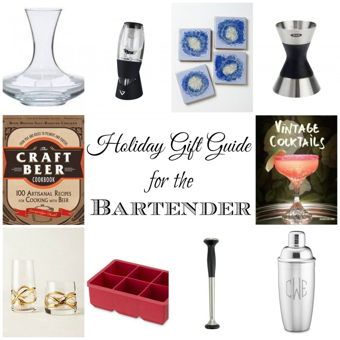 Holiday Gift Guide: for the Bartender