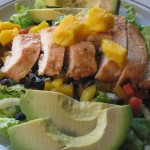 Chili Lime Chicken, Black Bean Confetti Salad & A Day at the Beach…