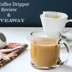 Nee Coffee Dripper Review and Giveaway {Closed}