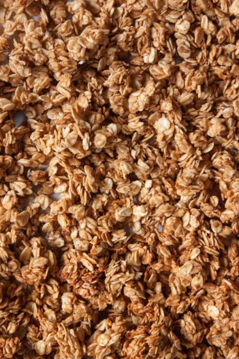 Chunky Peanut Butter Granola